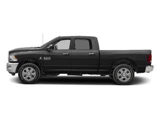 Brilliant Black Crystal Pearlcoat 2016 Ram Truck 2500 Pictures 2500 Crew Cab Outdoorsman 4WD photos side view