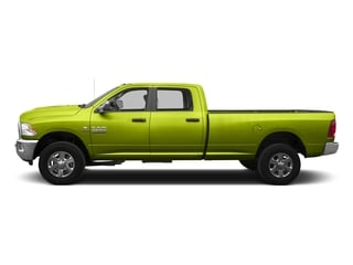 National Safety Yellow 2016 Ram Truck 3500 Pictures 3500 Crew Cab SLT 2WD photos side view