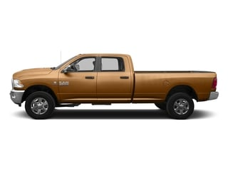 Power Tan 2016 Ram Truck 3500 Pictures 3500 Crew Cab SLT 4WD photos side view