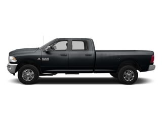 Maximum Steel Metallic Clearcoat 2016 Ram Truck 3500 Pictures 3500 Crew Cab SLT 2WD photos side view