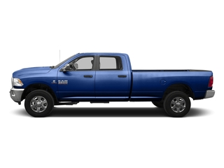 Blue Streak Pearlcoat 2016 Ram Truck 3500 Pictures 3500 Crew Cab SLT 2WD photos side view