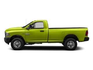 National Safety Yellow 2016 Ram Truck 3500 Pictures 3500 Regular Cab SLT 2WD photos side view