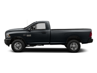 Maximum Steel Metallic Clearcoat 2016 Ram Truck 3500 Pictures 3500 Regular Cab SLT 2WD photos side view