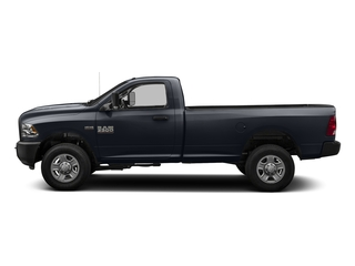 Midnight Blue Pearlcoat 2016 Ram Truck 3500 Pictures 3500 Regular Cab SLT 2WD photos side view