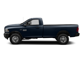 True Blue Pearlcoat 2016 Ram Truck 3500 Pictures 3500 Regular Cab SLT 2WD photos side view