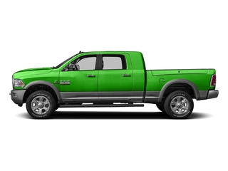 Hills Green 2016 Ram Truck 3500 Pictures 3500 Mega Cab SLT 2WD photos side view