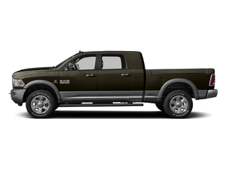 Dark Brown 2016 Ram Truck 3500 Pictures 3500 Mega Cab SLT 2WD photos side view