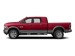 Agriculture Red 2016 Ram Truck 3500 Pictures 3500 Mega Cab SLT 2WD photos side view