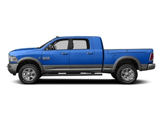 Holland Blue 2016 Ram Truck 3500 Pictures 3500 Mega Cab SLT 2WD photos side view