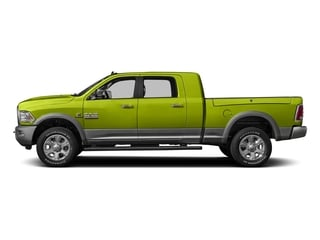 National Safety Yellow 2016 Ram Truck 3500 Pictures 3500 Mega Cab SLT 2WD photos side view