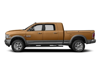 Power Tan 2016 Ram Truck 3500 Pictures 3500 Mega Cab SLT 2WD photos side view