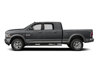 Granite Crystal Metallic Clearcoat 2016 Ram Truck 3500 Pictures 3500 Mega Cab Laramie 2WD photos side view