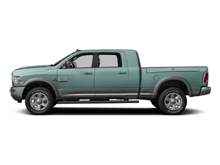 Light Green 2016 Ram Truck 3500 Pictures 3500 Mega Cab SLT 2WD photos side view