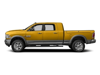 School Bus Yellow 2016 Ram Truck 3500 Pictures 3500 Mega Cab SLT 2WD photos side view