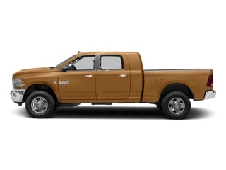 Power Tan 2016 Ram Truck 3500 Pictures 3500 Mega Cab SLT 4WD photos side view
