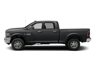 Granite Crystal Metallic Clearcoat 2016 Ram 3500 Pictures 3500 Crew Cab Laramie 2WD photos side view