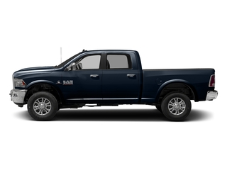 True Blue Pearlcoat 2016 Ram Truck 3500 Pictures 3500 Crew Cab Laramie 4WD photos side view