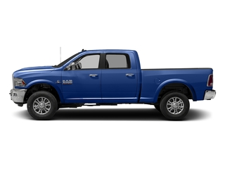 Blue Streak Pearlcoat 2016 Ram Truck 3500 Pictures 3500 Crew Cab Laramie 2WD photos side view