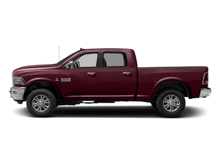 Delmonico Red Pearlcoat 2016 Ram Truck 3500 Pictures 3500 Crew Cab Laramie 4WD photos side view