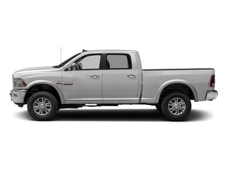 Bright Silver Metallic Clearcoat 2016 Ram Truck 3500 Pictures 3500 Crew Cab Laramie 2WD photos side view