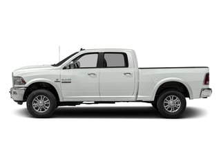 Bright White Clearcoat 2016 Ram Truck 3500 Pictures 3500 Crew Cab Laramie 4WD photos side view