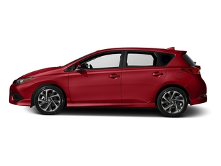 Barcelona Red Metallic 2016 Scion iM Pictures iM Hatchback 5D I4 photos side view