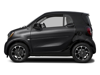 Deep Black 2016 smart fortwo Pictures fortwo Coupe 2D Pure I3 photos side view