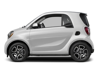 Arctic White 2016 smart fortwo Pictures fortwo Coupe 2D Proxy I3 photos side view