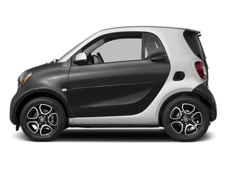 Deep Black 2016 smart fortwo Pictures fortwo Coupe 2D Proxy I3 photos side view