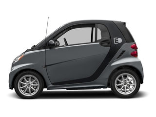 Gray Matte 2016 smart fortwo electric drive Pictures fortwo electric drive Coupe 2D Electric photos side view