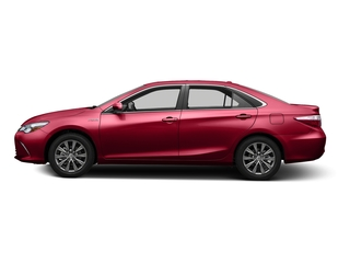 Ruby Flare Pearl 2016 Toyota Camry Hybrid Pictures Camry Hybrid Sedan 4D SE I4 Hybrid photos side view