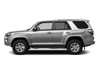 Classic Silver Metallic 2016 Toyota 4Runner Pictures 4Runner Utility 4D SR5 2WD V6 photos side view