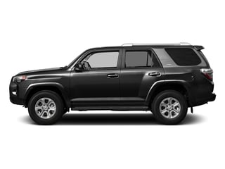 Midnight Black Metallic 2016 Toyota 4Runner Pictures 4Runner Utility 4D SR5 2WD V6 photos side view