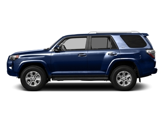Nautical Blue Pearl 2016 Toyota 4Runner Pictures 4Runner Utility 4D SR5 2WD V6 photos side view