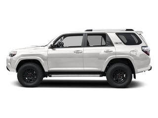 Super White 2016 Toyota 4Runner Pictures 4Runner Utility 4D TRD Pro 4WD V6 photos side view