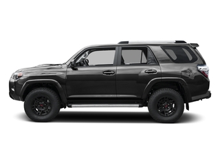 Magnetic Gray Metallic 2016 Toyota 4Runner Pictures 4Runner Utility 4D TRD Pro 4WD V6 photos side view