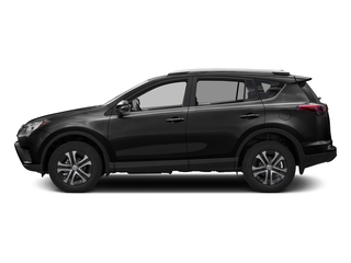 Black 2016 Toyota RAV4 Pictures RAV4 Utility 4D LE 2WD I4 photos side view