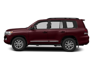 Brandywine Mica 2016 Toyota Land Cruiser Pictures Land Cruiser Utility 4D 4WD V8 photos side view
