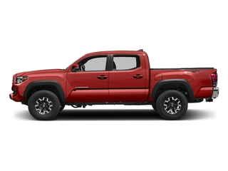 Inferno 2016 Toyota Tacoma Pictures Tacoma TRD Off-Road Crew Cab 2WD V6 photos side view