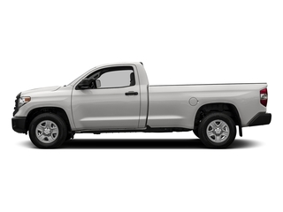Super White 2016 Toyota Tundra 4WD Truck Pictures Tundra 4WD Truck SR 4WD photos side view