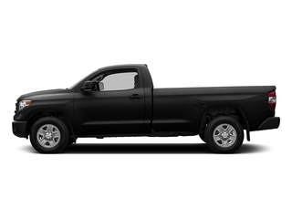Black 2016 Toyota Tundra 4WD Truck Pictures Tundra 4WD Truck SR 4WD photos side view