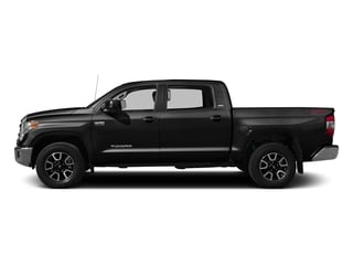 Black 2016 Toyota Tundra 2WD Truck Pictures Tundra 2WD Truck SR5 CrewMax 2WD photos side view