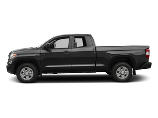 Black 2016 Toyota Tundra 2WD Truck Pictures Tundra 2WD Truck SR Double Cab 2WD photos side view