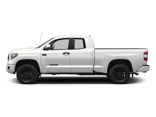 Super White 2016 Toyota Tundra 4WD Truck Pictures Tundra 4WD Truck TRD Pro Double Cab 4WD photos side view