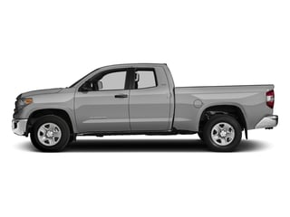 Silver Sky Metallic 2016 Toyota Tundra 4WD Truck Pictures Tundra 4WD Truck SR5 Double Cab 4WD photos side view