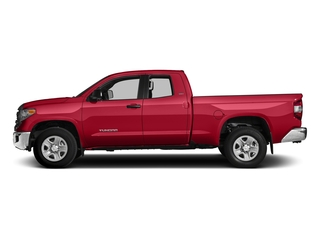 Radiant Red 2016 Toyota Tundra 4WD Truck Pictures Tundra 4WD Truck SR5 Double Cab 4WD photos side view