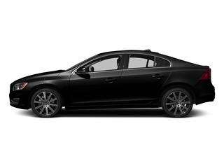 Black Stone 2016 Volvo S60 Pictures S60 Sedan 4D T6 Platinum Drive-E Turbo photos side view