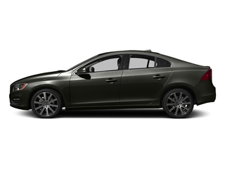 Savile Gray Metallic 2016 Volvo S60 Pictures S60 Sedan 4D T6 Platinum Drive-E Turbo photos side view