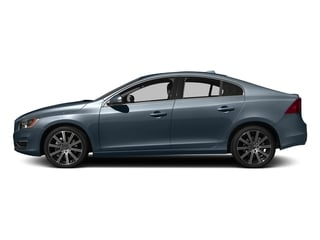 Osmium Grey Metallic 2016 Volvo S60 Pictures S60 Sedan 4D T6 Platinum Drive-E Turbo photos side view