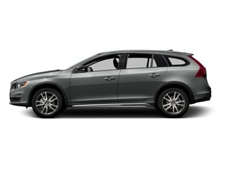 Osmium Grey Metallic 2016 Volvo V60 Cross Country Pictures V60 Cross Country Wagon 4D T5 AWD I5 Turbo photos side view